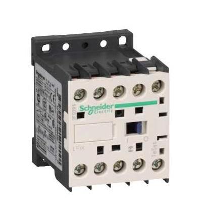 Schneider Electric LP1K1210JD TeSys K stykač, 3p (3Z), AC-3, ? 440 V 12A, cívka 12 V DC