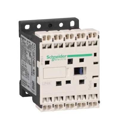 Schneider Electric LP4K12103BW3 TeSys K stykač, 3p(3Z), AC-3, ? 440 V 12A, 24 V DC cívka