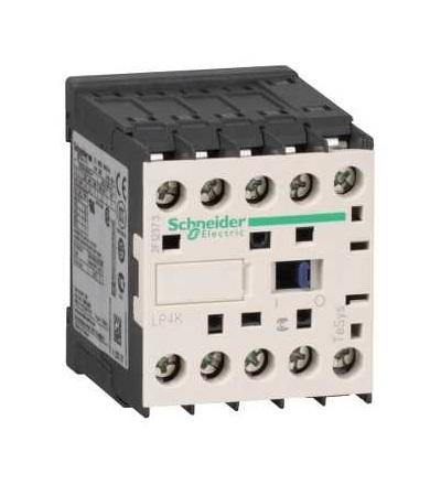 LP4K120045BW3 TeSys K stykač, 4p(4Z), AC-1, ? 440 V 20A, cívka 24 V DC, Schneider Electric