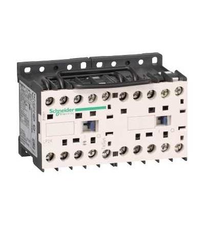 Schneider Electric LP2K1210ED TeSys reverzační stykač LP2-K, 3p, AC-3, ? 440 V 12A, cívka 48 V DC