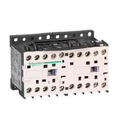 LP5K1210BW3 TeSys reverzační stykač LP5-K, 3p, AC-3, ? 440 V 12A, cívka 24 V DC, Schneider Electric