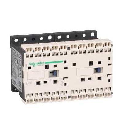 LP5K09013BW3 TeSys reverzační stykač LP5-K, 3p, AC-3, ? 440 V 9A, cívka 24 V DC, Schneider Electric