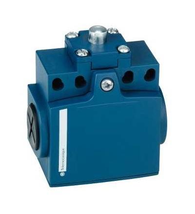 XCNT2510G11 Polohový spínač XCNT, kovový čep, 1Z+1V, závisle sp., kabel. vstup Pg11, Schneider Electric