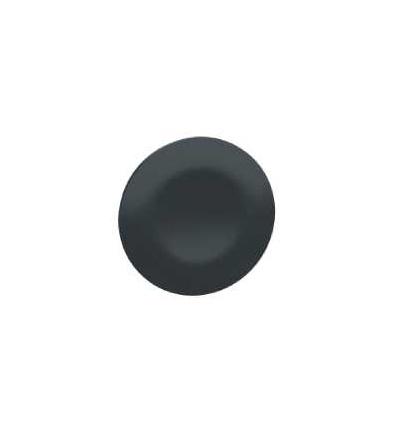 Schneider Electric ZBA72 černý hmatník neoznačený pro obdelníkové vícehlavové tlač. ? 22