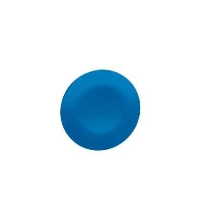 Schneider Electric ZBA76 Modrý hmatník neoznačený pro obdelníkové vícehlavové tlač. ? 22