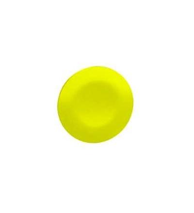 Schneider Electric ZBA75 žlutý neoznačený hmatník pro obd. vícehlavové tlač. ? 22