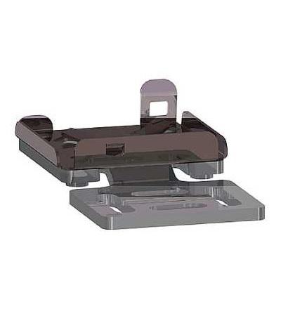 XSZBE00 Příslušenství pro čidlo, nacvakávací montážní deska, Schneider Electric