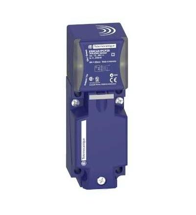 XS8C4A4PCP20 Indukční čidlo XS8 40x40x117, PBT, Sn40mm, 12..48VDC, svorkovnice, Schneider Electric