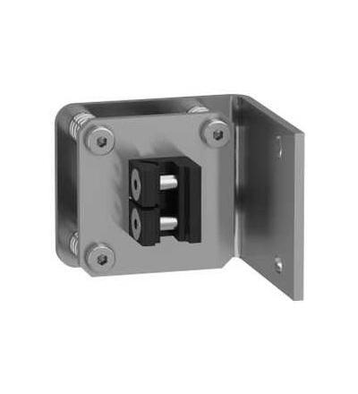XUZASK004 Příslušenství pro čidlo-XUK laser+TOF-montážní úhlový držák jemně nastavitelný, Schneider Electric