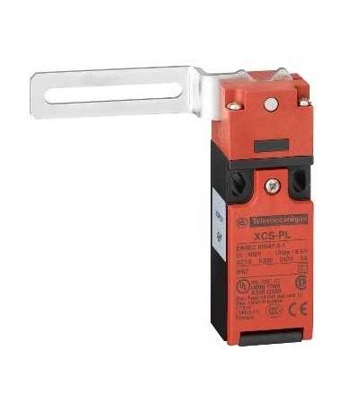 XCSPL791 Plast. poloh. spínač XCSPL, 2V, otočná páka, 1 závitový otvor Pg 11, Schneider Electric