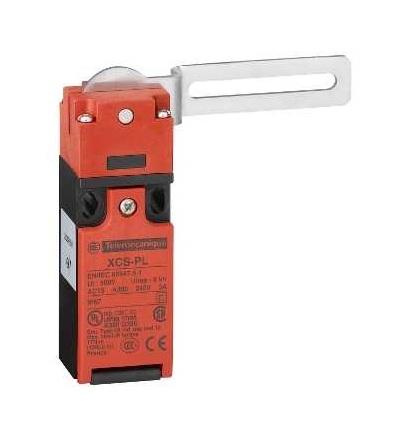 XCSPL771 Plast. poloh. spínač XCSPL, 2V, otočná páka, 1 závitový otvor Pg 11, Schneider Electric