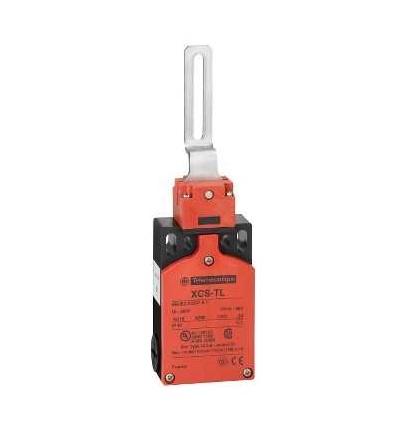 XCSTL781 Plast. poloh. spínač XCSTL, 2 V+1 Z, otočná páka, 2 závitový otvor Pg 11, Schneider Electric