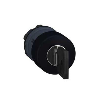 Schneider Electric ZB5AS72 černá O30 hlavice s hřibovým tlačítkem ? 22 s aretací
