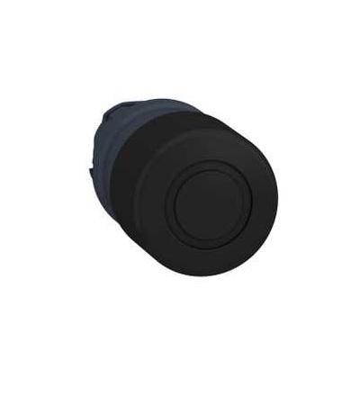 Schneider Electric ZB5AT24 černá O30 hlavice s hřibovým tlačítkem ? 22 s aretací