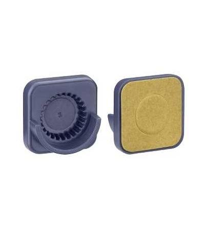 XUZASY01A Příslušenství pro čidlo-XUY-příslušenství pro upevnění válcového čidla-lepící, Schneider Electric