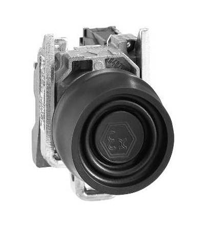 Schneider Electric XB4BPS21EX černé tlač. ? 22, s návratem, 1 Z, ATEX