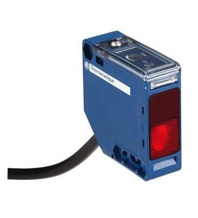 XUK0AKSAL2T Fotoelektrické čidlo, XUK, vysílač, 12..24VDC, kabel 2m, Schneider Electric