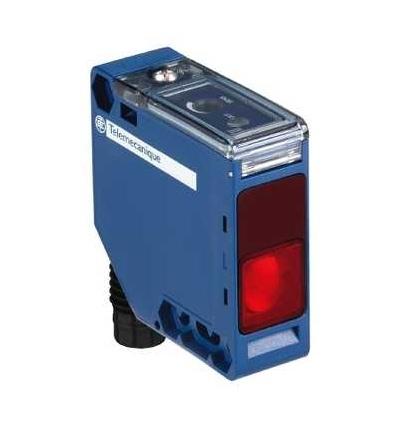 XUK0AKSAM12T Fotoelektrické čidlo, XUK, vysílač, 12..24VDC, M12, Schneider Electric