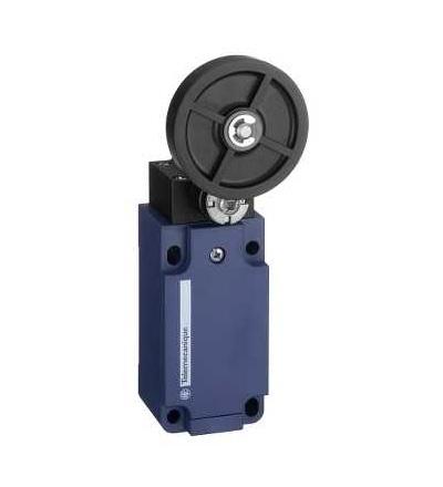 XCKS539H29 Pol.spín.XCKS-páka s plast.kladkou ? 50mm-1Z+1V-závisle sp.- kabel.vstup M20, Schneider Electric