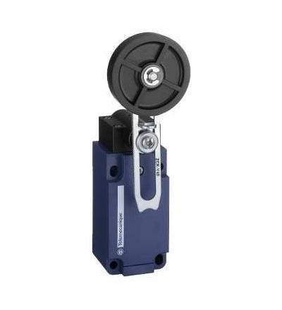 XCKS549H29 Pol.spín.XCKS-páka s plast.kladkou ? 50mm-1Z+1V-závisle sp.- kabel.vstup M20, Schneider Electric