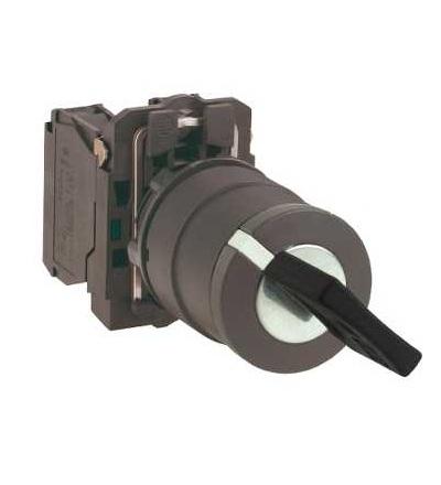 Schneider Electric XB5AG41 Kompletní otočný ovládač ? 22 2-polohy pevné 1Z Ronis 455