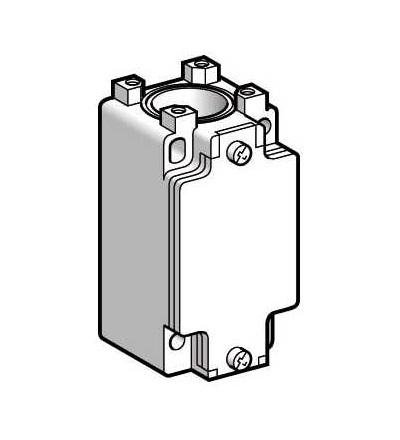 ZCKJ4H29 Tělo poloh. spínače ZCKJ-pevné-bez displeje-2V/Z-mžik.-kabel.vstup M20, Schneider Electric
