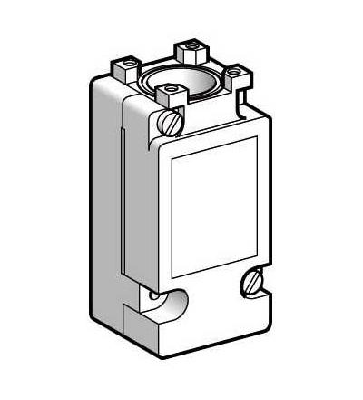 ZCKJ41H29 Tělo poloh. spínače ZCKJ-násuvné-bez displeje-2V/Z-mžik.-kabel.vstup M20, Schneider Electric