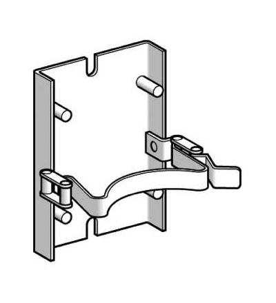 XCRZ09 Rychloupev.uvolňovací držák-rychloupev. uvolňovací držák-pro XCRA,B, E, F, Schneider Electric