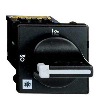VBDN20 Odpínač VBDN, 3p, 690 V 20A, uzamykatelná černá rukojeť, Schneider Electric