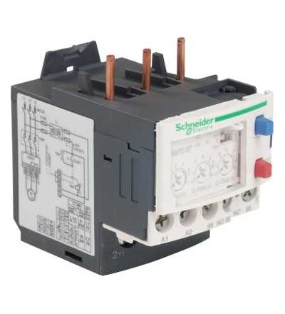 Schneider Electric LR97D07M7 Elektronické nadproudové relé pro motor TeSys, 1,2...7A, 200...240 V AC