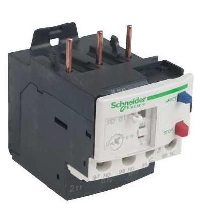 Schneider Electric LRD01 TeSys D jisticí nadproudové relé, 0,1...0,16A, třída 10A