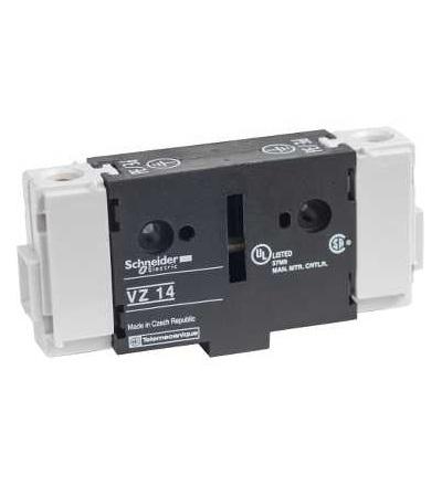 Schneider Electric VZ14 Uzemňovací modul, 40A, pro V02...V2