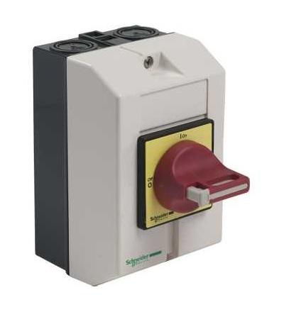 Schneider Electric VCF01GE Vypínač ve skříňce Vario VCF, 3p, 16A