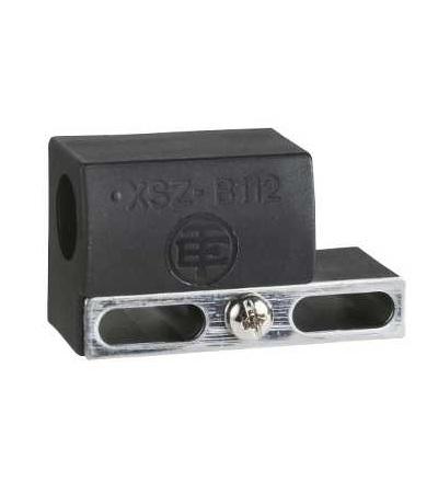 XSZB112 Příslušenství pro čidlo, O12mm, upevňovací spona, plast, Schneider Electric