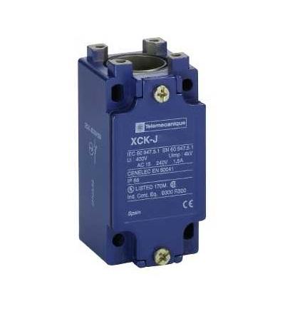ZCKJ9H29 Tělo poloh. spínače ZCKJ, pevné, bez displeje, 2V, mžik., kabel.vstup M20, Schneider Electric