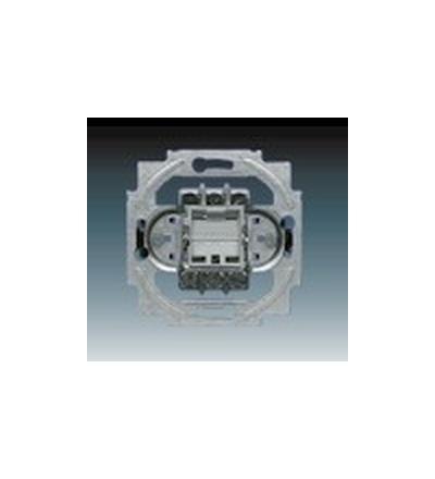 ABB Přístroj spínače trojpólového (upraveno pro použití doutnavky) 1011-0-0816 CZ