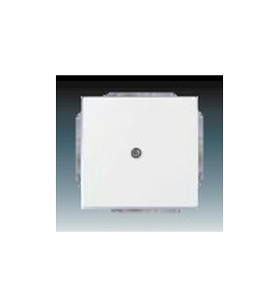 ABB Vývodka kabelová studio bílá 1710-0-3163