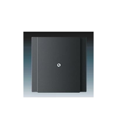 ABB Vývodka kabelová mechová černá 1753-0-0143