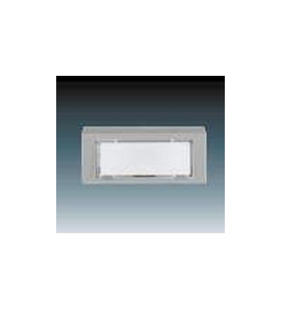 ABB Ovládač zapínací zvonkový jednonásobný šedá 3171-80119