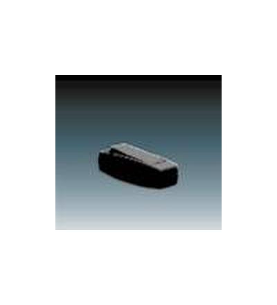 ABB Spínač jednopólový šňůrový průchozí černá 3251-01910