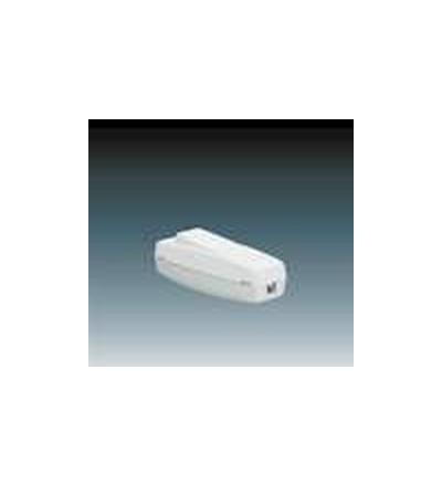 ABB Spínač jednopólový šňůrový průchozí bílá 3251-01915
