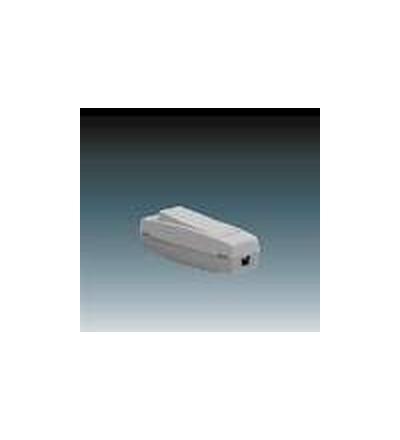 ABB Spínač jednopólový šňůrový průchozí šedá 3251-01919