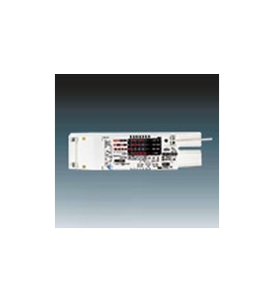 ABB Přijímač radiofrekvenčního (RF) signálu dvojkanálový, spínací, vestavný bezšroubové svorky 3299-23338