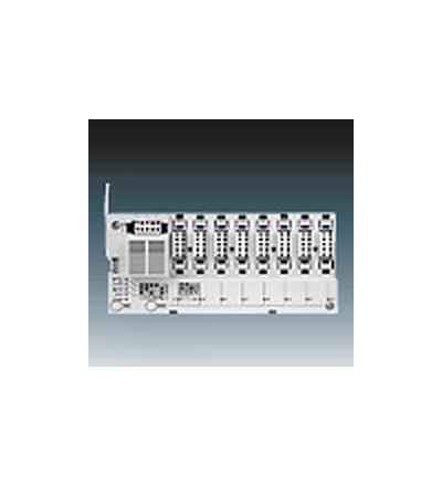 ABB Přijímač radiofrekvenčního (RF) signálu osmikanálový, spínací, vestavný bezšroubové svorky 3299-83330