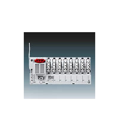 ABB Přijímač radiofrekvenčního (RF) signálu osmikanálový, spínací, vestavný 3299-84330