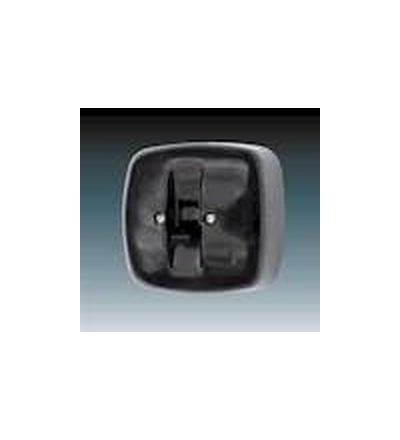 ABB Spínač trojpólový páčkový IP 30, nástěnný černá 34253-10