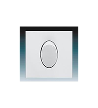 ABB Přepínač střídavý bílá (RAL 9010) 3525-C06340