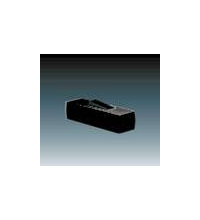 ABB Spínač jednopólový šňůrový koncový černá 3555-01920
