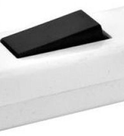 ABB Spínač jednopólový šňůrový koncový bílá 3555-01927