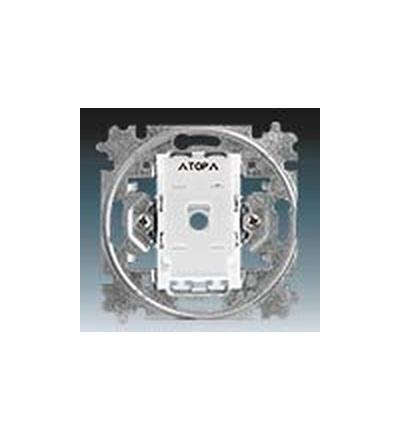 ABB Přístroj spínače kartového se svorkou N, řazení 1/0So 3559-A92445
